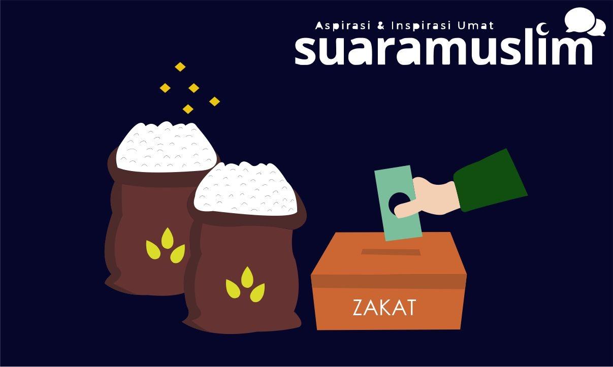 Tanya Jawab Bersama Ustadz Mudzoffar Jufri Zakat Fitrah dan Makna Fi Sabilillah