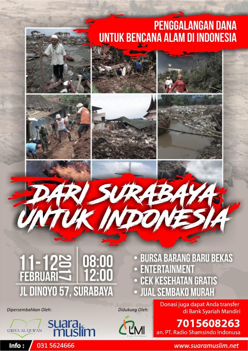 donasi, penggalangan dana, bantuan korban bencana