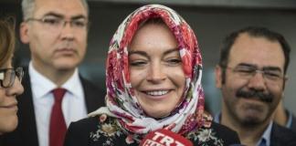 lindsay lohan, info terkini, lindsay dalami islam