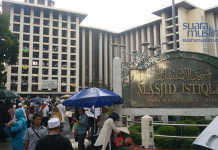 imam besar masjid istiqlal