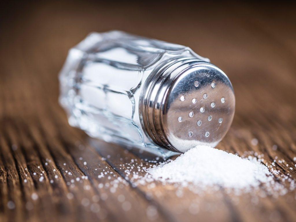 masalah dapur, garam, tips dapur