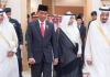 raja salman, arab saudi, jokowi