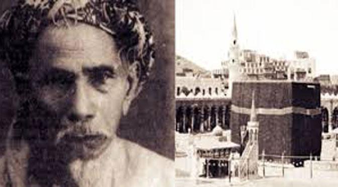 syaikh khatib, imam besar, masjidil haram,