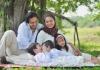 olahraga dengan keluarga, hidup sehat, kebersamaan dengan keluarga