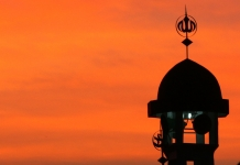 inilah perayaan Idul Fitri di Penjuru Dunia