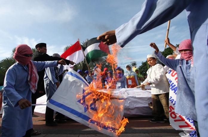 Al Aqsha Ricuh, Berbagai Negara Muslim Kecam Israel