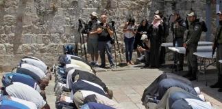Gemuruh Takbir Sambut Kekalahan Israel di Al Aqsha