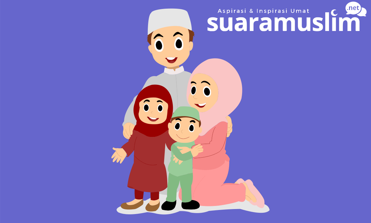 Ini Fungsi Keluarga yang Harus Diketahui Pasangan Muslim