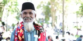 Kisah Muallaf yang Hadir di Silaturahim Nasional Spirit 212