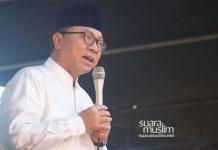 Zulkifli Hasan Islam bukan Agama Intoleran