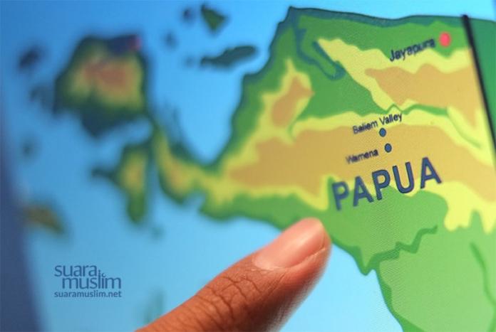 Begini Perkembangan Islam di Papua