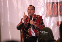 Suparto Wijoyo : Islam dan indonesia Tidak Boleh Dipisahkan