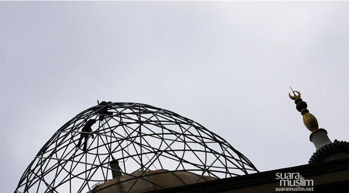 Hukum Dana Zakat untuk Pembangunan Masjid