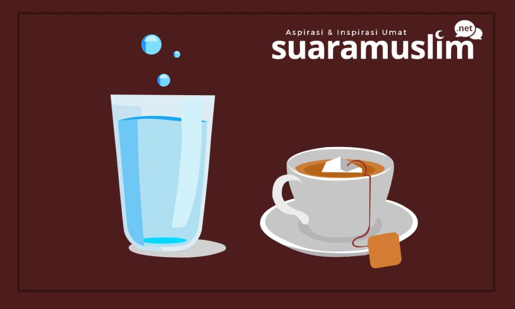 3 minuman ini sangat bermanfaat bagi kesehatan tubuh