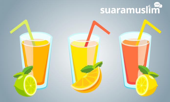 Hidup Sehat dengan Minum Jus Buah