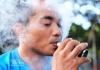 Hukum Rokok elektrik Vape Vapor vaping