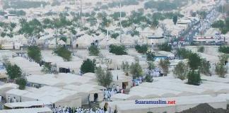 Melancarkan Ibadah haji dan umroh di Tanah Suci