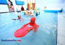 Teknik olahraga Berenang Bagi Pemula