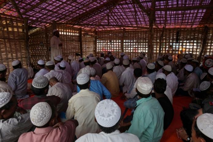 Krisis Rohingya: Inggris Sediakan Dana 87 Juta Pounsterling untuk Pengungsi di Cox's Bazar