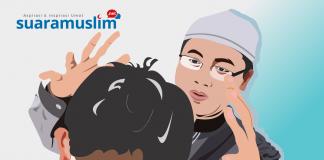 Ilustrasi Ruqyah. Ilustrator: Ana Fantofani