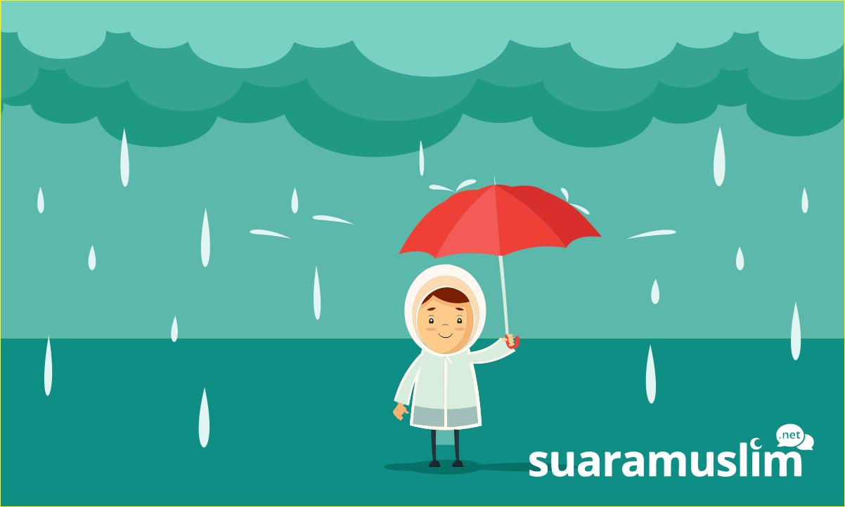 Agar Tidak Mudah Sakit Saat Musim Hujan Tiba