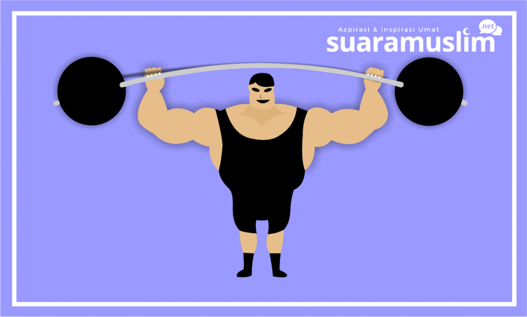 Fitness, Tak Hanya Memperbesar Otot