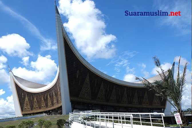 Inilah Jejak Islam di Sumatera Barat