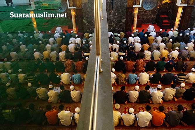 Jangan Lupa Baca Doa Sebelum Salam