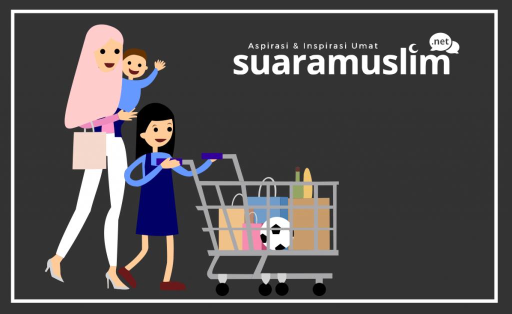 Refleksi dari Bulan Ramadhan untuk Bijak Berbelanja