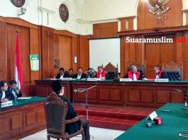 Alfian Tanjung Diputus Hukuman 2 Tahun Penjara
