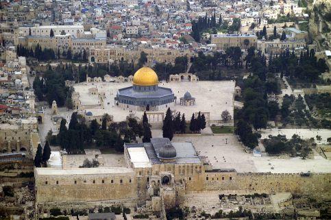 Belajar tentang Jerusalem dan Palestina
