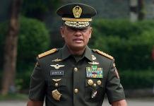 Ini Dia Perjalanan Karier Jenderal Gatot Nurmantyo