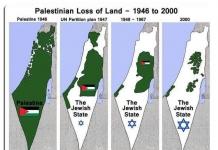 Inilah Awal Mula Israel Mencaplok Kawasan Palestina