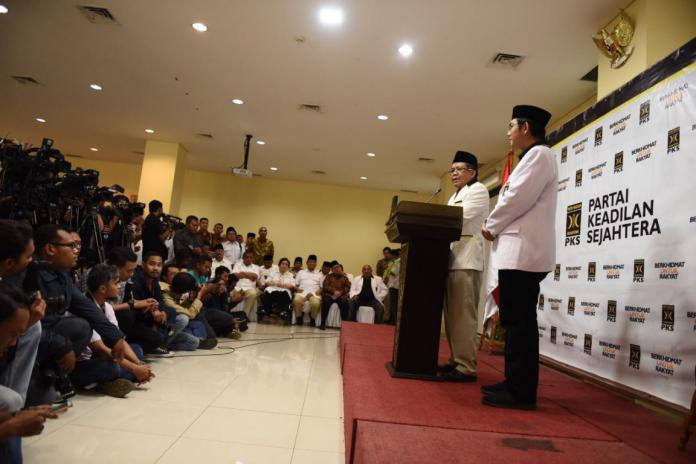 Inilah Cagub Cawagub yang Diusung Koalisi PKS Gerindra dan PAN Di Lima Provinsi