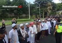 Konjen AS Tidak Bersedia Temui Pimpinan Ormas Islam Se-Jatim