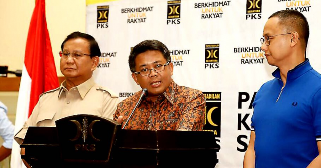 PKS Gerindra dan PAN Sepakat Koalisi Di Pilgub Lima Provinsi