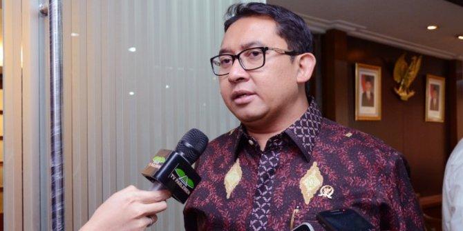 Fadli Zon: Tugas Pers Bukan Menyanjung-nyanjung Pemerintah, Melainkan Menyuarakan Kebenaran