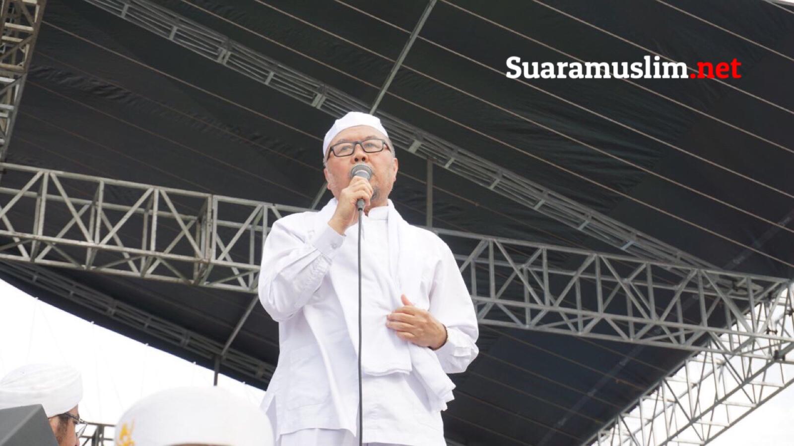 Didin Hafidhuddin: Masjid, Kampus dan Pesantren Harus Melahirkan Pemimpin Luar Biasa