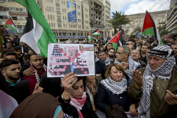 Palestina Ajukan Permohonan Keanggotaan Penuh di PBB