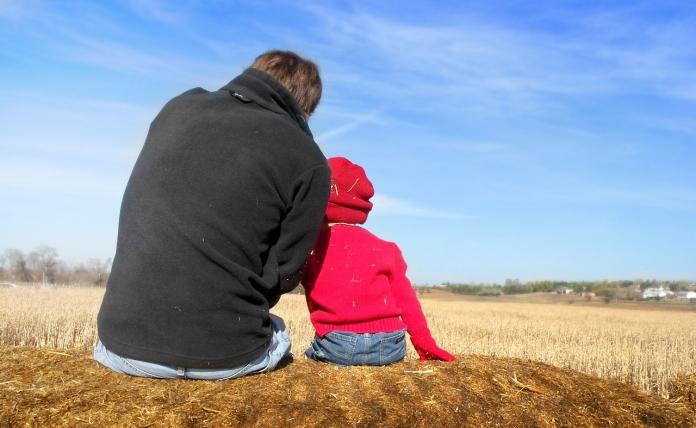 Ajaibnya Doa Seorang Ayah