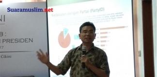 Direktur SMRC Pemilih PKS dan PDIP Paling Loyal