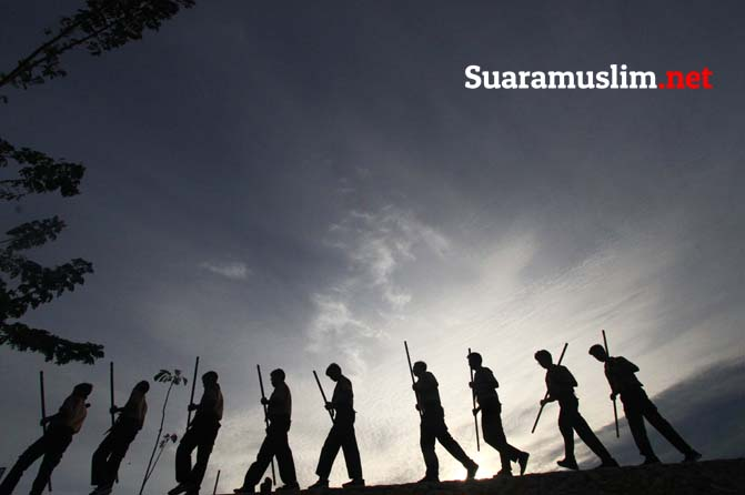 Disiplin, Modal Kejayaan Umat Islam