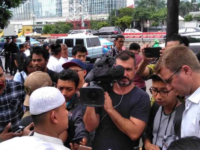 Diwawancarai Media Asing Ini yang Disampaikan Jubir FPI Terkait Aksi 121