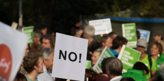 Enam minggu berturut-turut warga Israel gelar demonstrasi tuntut Netanyahu mundur