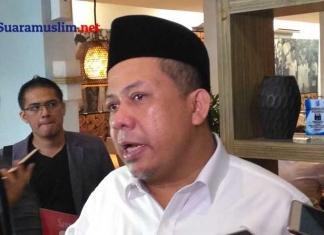 Fahri Hamzah: Kata Kafir Tidak Bisa Diamendemen