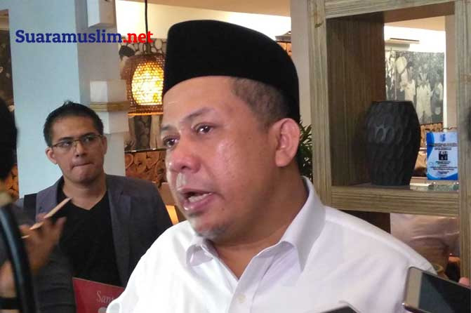 Fahri Hamzah Setuju Adanya Kontrak Politik untuk Capim KPK
