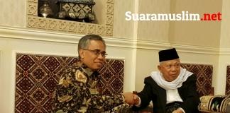 Ketua Dewan Komisioner OJK Wimbah Santoso Pimpin Masyarakat Ekonomi Syariah