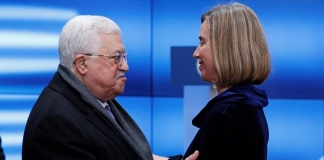Mahmud Abbas Terkait Status Yerusalem Eropa Setuju Dengan Kami