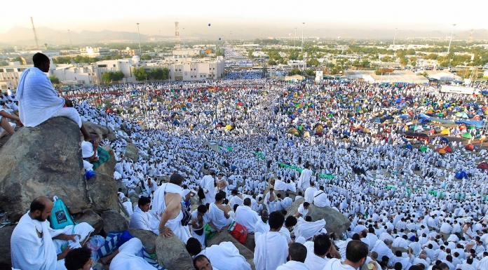 Mengenal Arafah, Mina dan Muzdalifah
