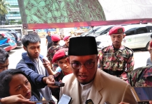 Keras! Dahnil Anzar Simanjuntak Kritik Pengesahan RUU MD3